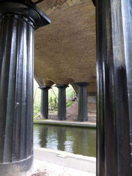 Under the Macclesfield Bridge