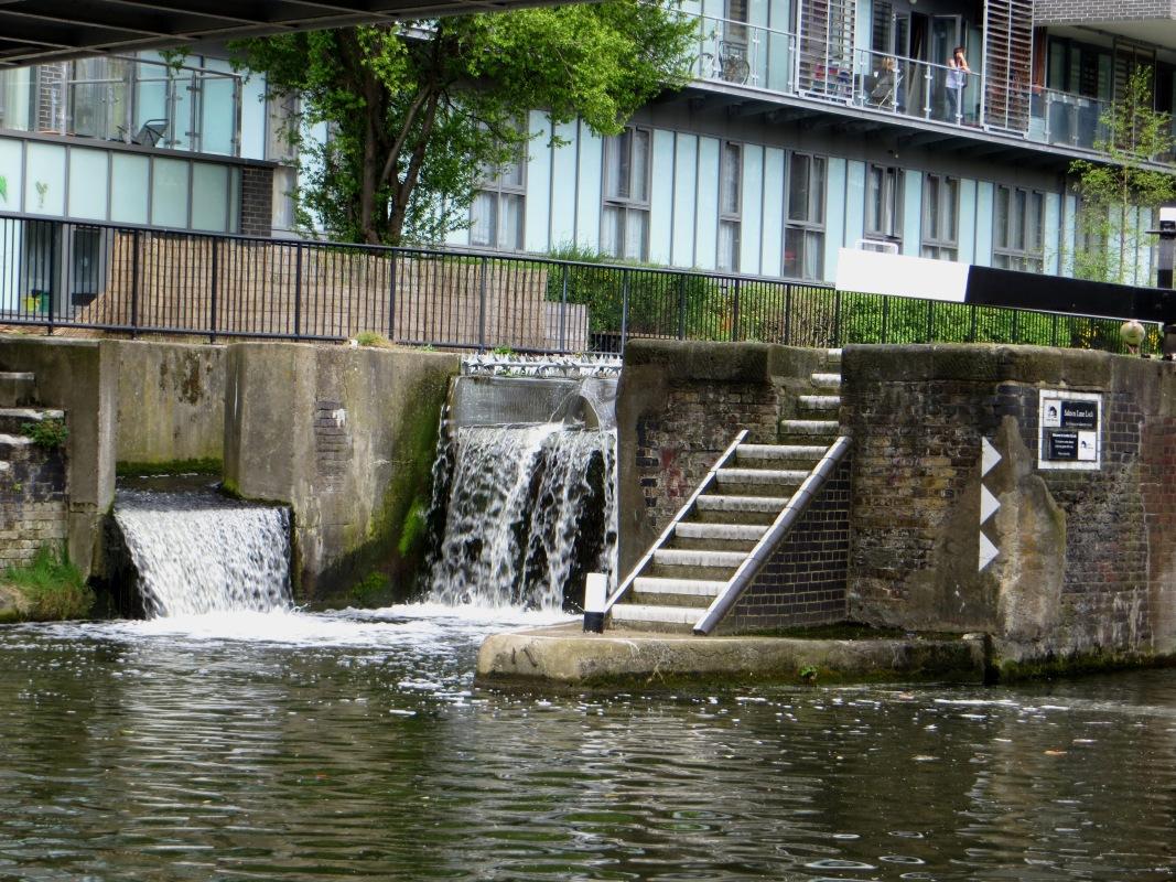 Salmon Lane Lock