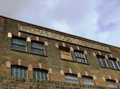 Thomas Briggs, tentmakers