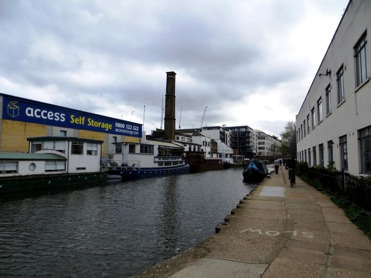 Wharf at Sturt's Lock