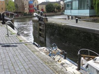 City Basin Lock
