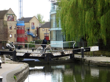 City Basin Lock