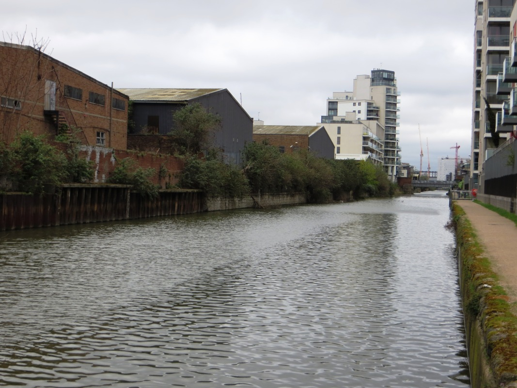 The Limehouse Cut