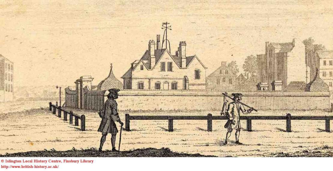 The Cold Bath, 1731