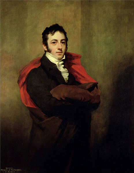 Spencer Compton, 2nd Marquess of Northampton (1790-1851)