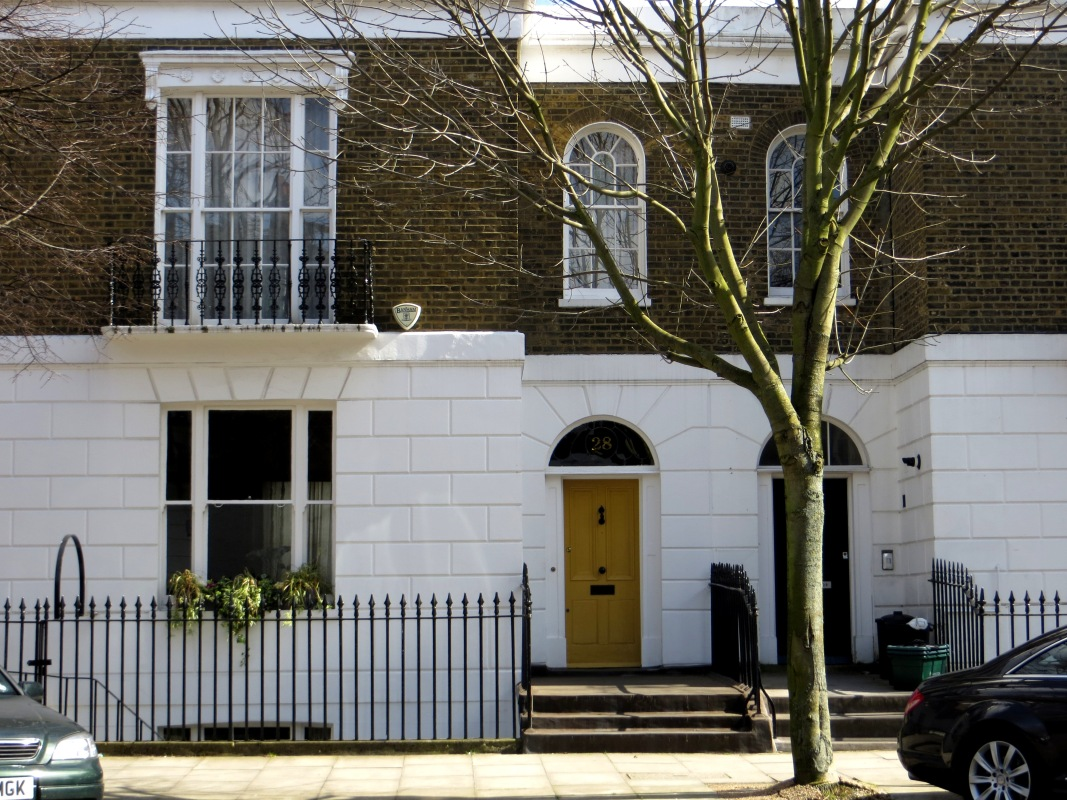 Cloudesley Street