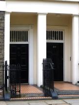 Doorways in Lloyd Square