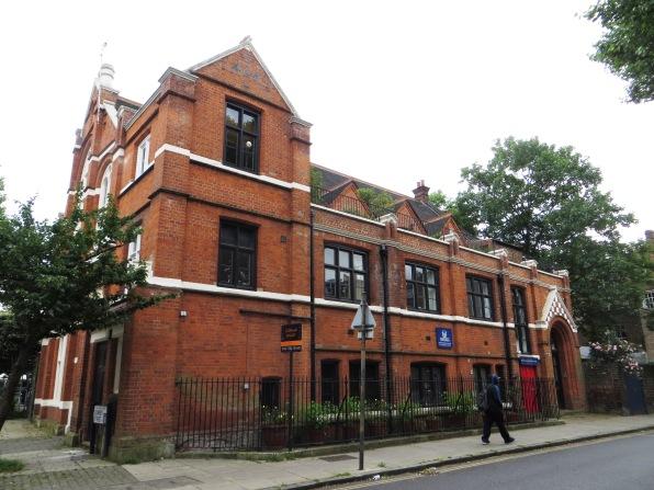 Becket House School, Richmond Avenue