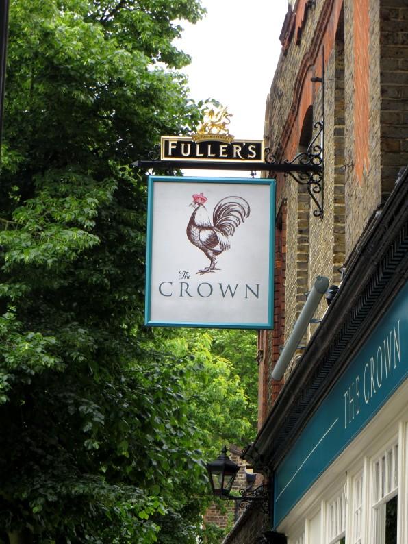 The Crown, Cloudesley Road