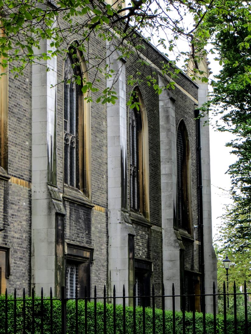 St Mark's Church, Myddelton Square