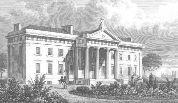 Caledonian Asylum, 1828 (Wikipedia)