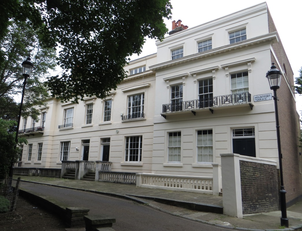 Mountfort Terrace