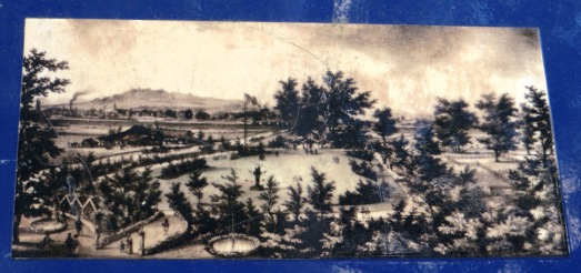 Former Pleasure Garden, Mile End Park