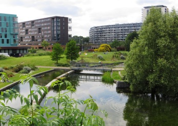 Mile End Park today