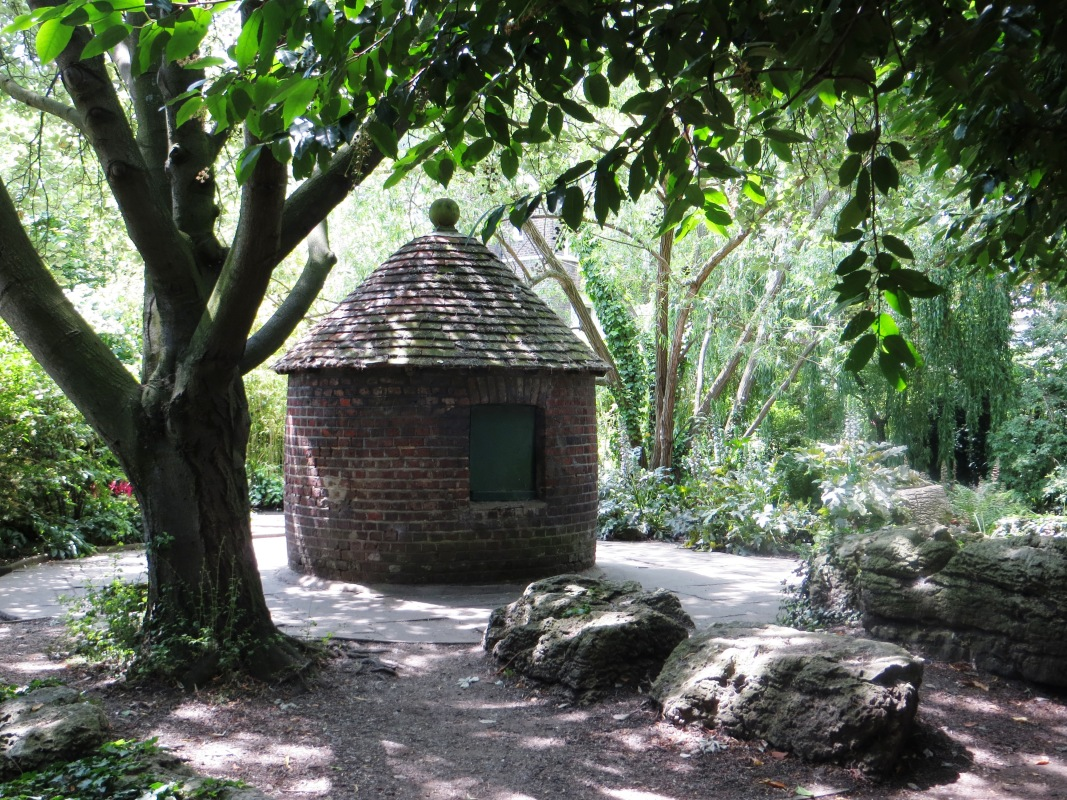 Watchman's hut, 1820