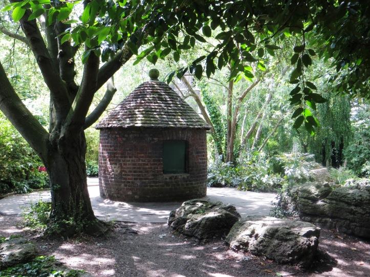 Watchman's hut, 1820