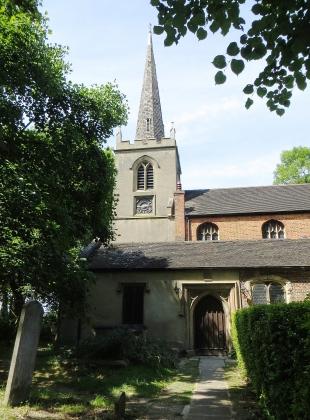 St Mary's Old Church, Stoke Newington