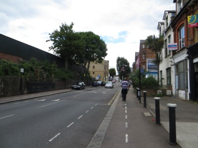 Wightman Road