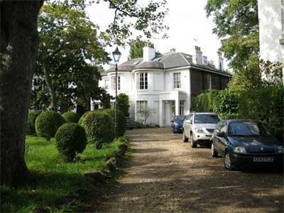 Mountfort Crescent (photo from A Walk through Islington)