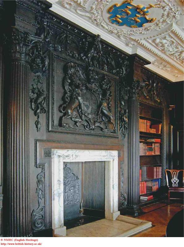 Oak Room of 1693 from the demolished Water House