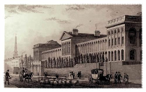 St Luke's Hospital for Lunatics (Wikipedia)