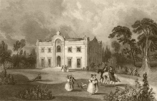 Theberton House, 1845, http://www.amazon.co.uk/SUFFOLK-Theberton-House-Gibson-DUGDALE/dp/B008CP503M