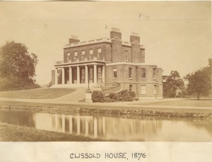 Clissold House, 1876 (CED Ltd)