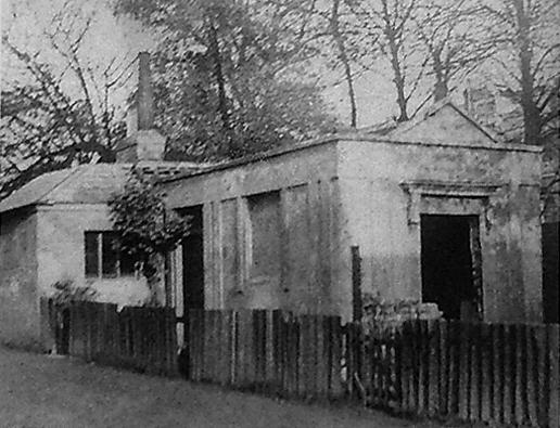 HornseyTurnpike, c.1872