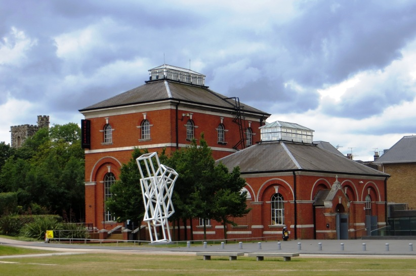 Pumphouse Gallery, Hornsey