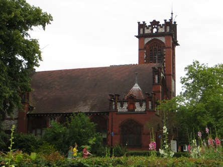 Braemar Road Baptist Church