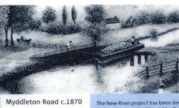Myddelton Road c.1870