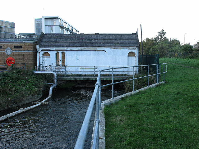 Original Sluice House, New River, Hornsey