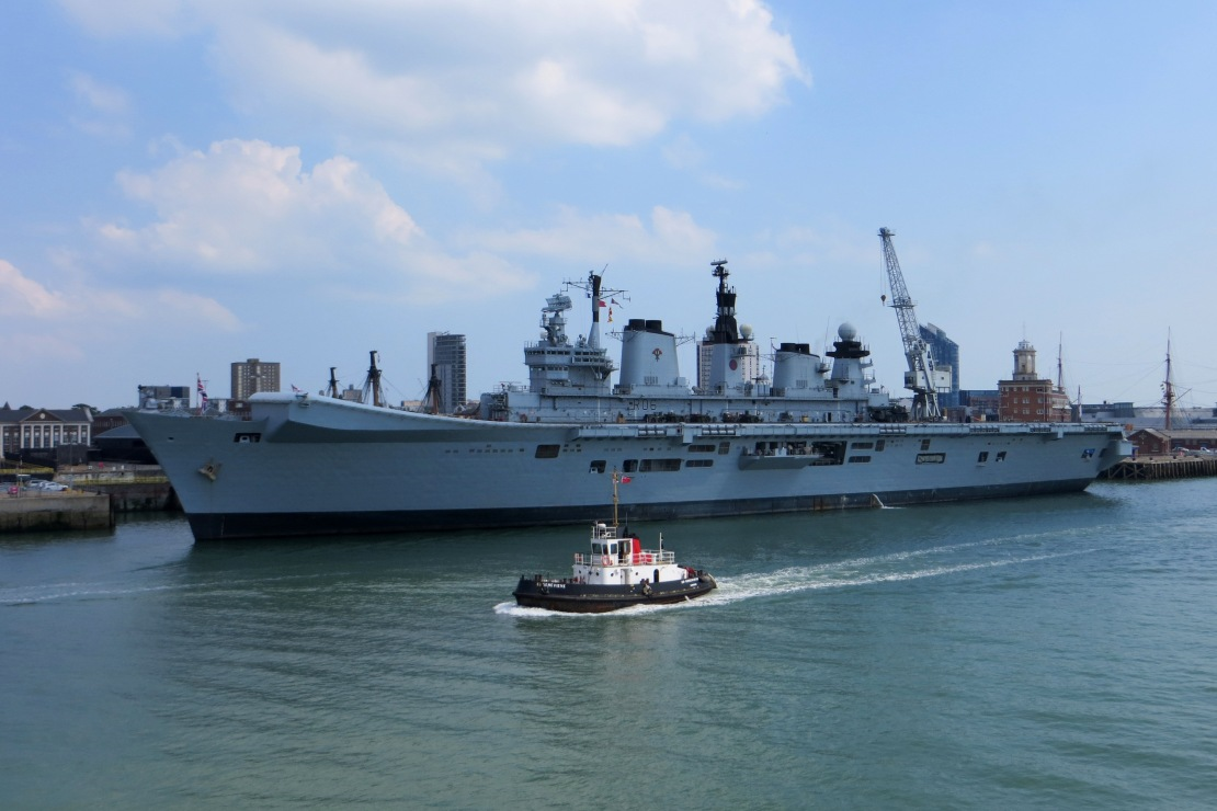 HMS Illustrious