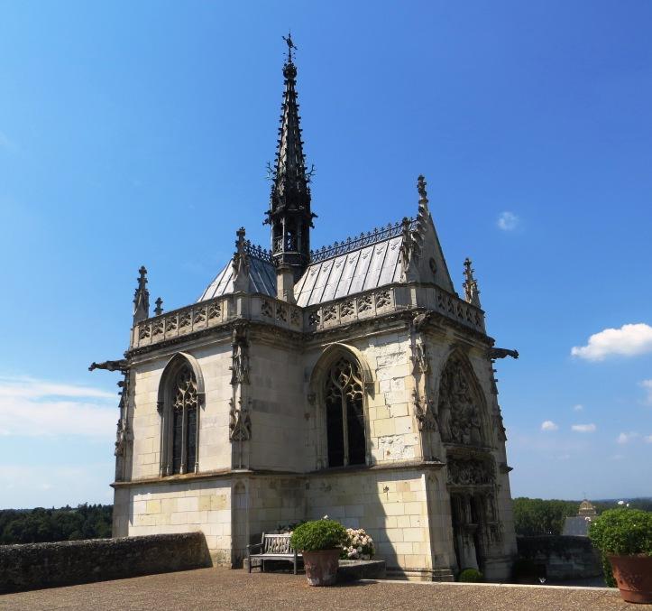 The Chapel of St Hubert
