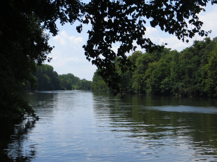 The River Cher