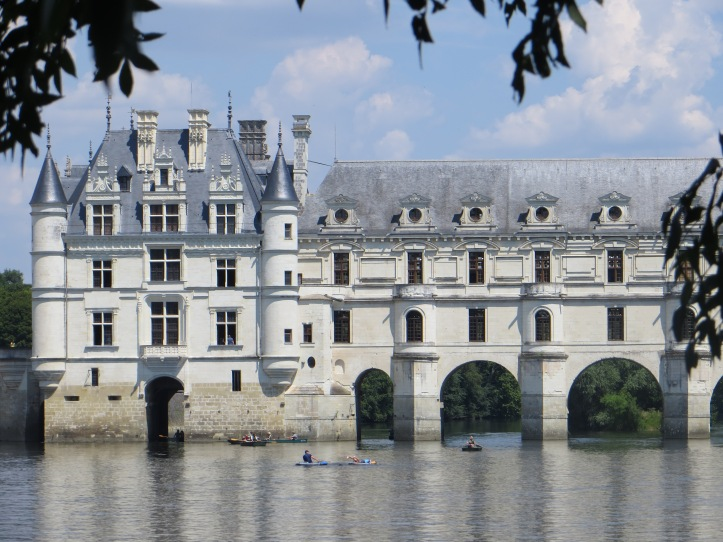 The Chateau of Chenonceau
