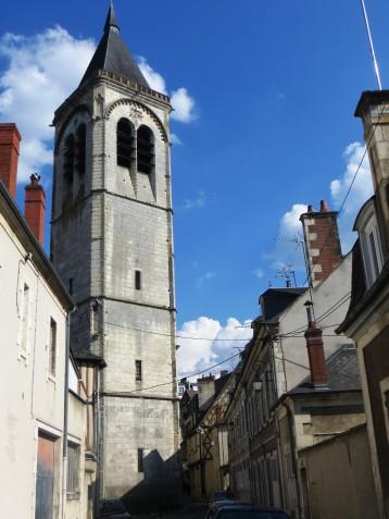 Eglise Notre Dame, Bourges