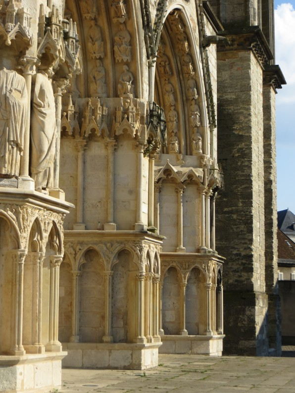 West Front, Bourges Cathedral