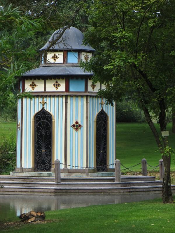 The Turkish Pavilion