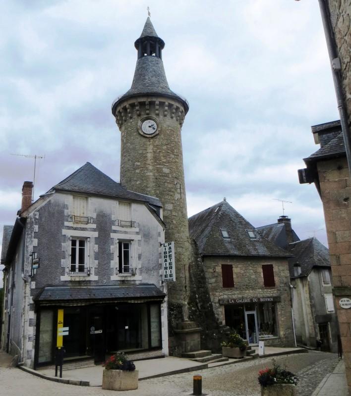 13C Clock Tower