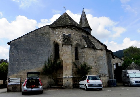 Chaumeil Church