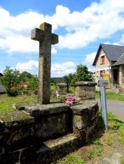 Cross in Chauzeix