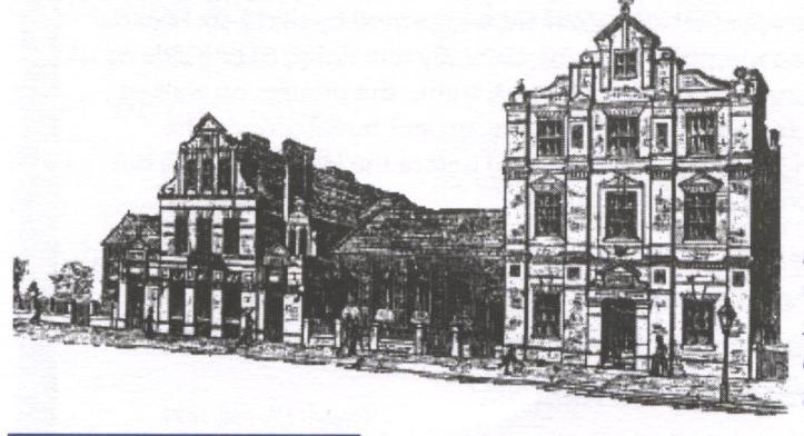 Bunhill Memorial Buildings