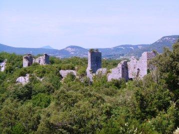 The Chateau de la Roquette