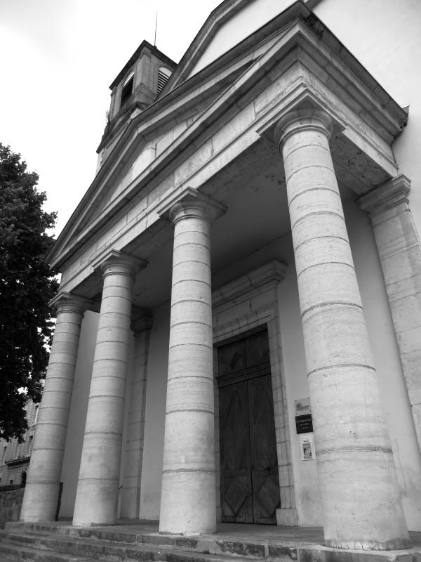 Le Temple, St Hippolyte fu Fort
