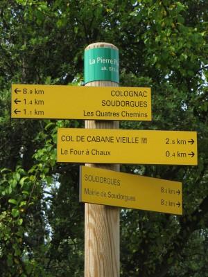Above Soudorgues