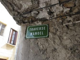 A Mediaeval corner, the Traverse Manoel