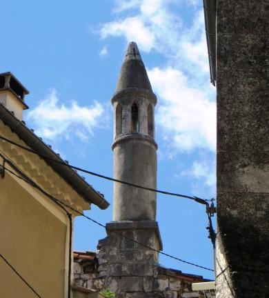 Mediaeval chimney
