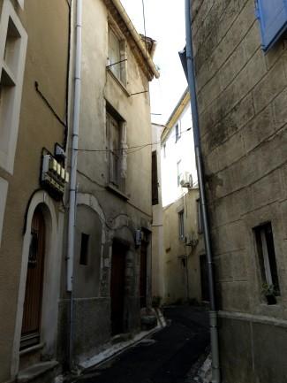 Mediaeval street