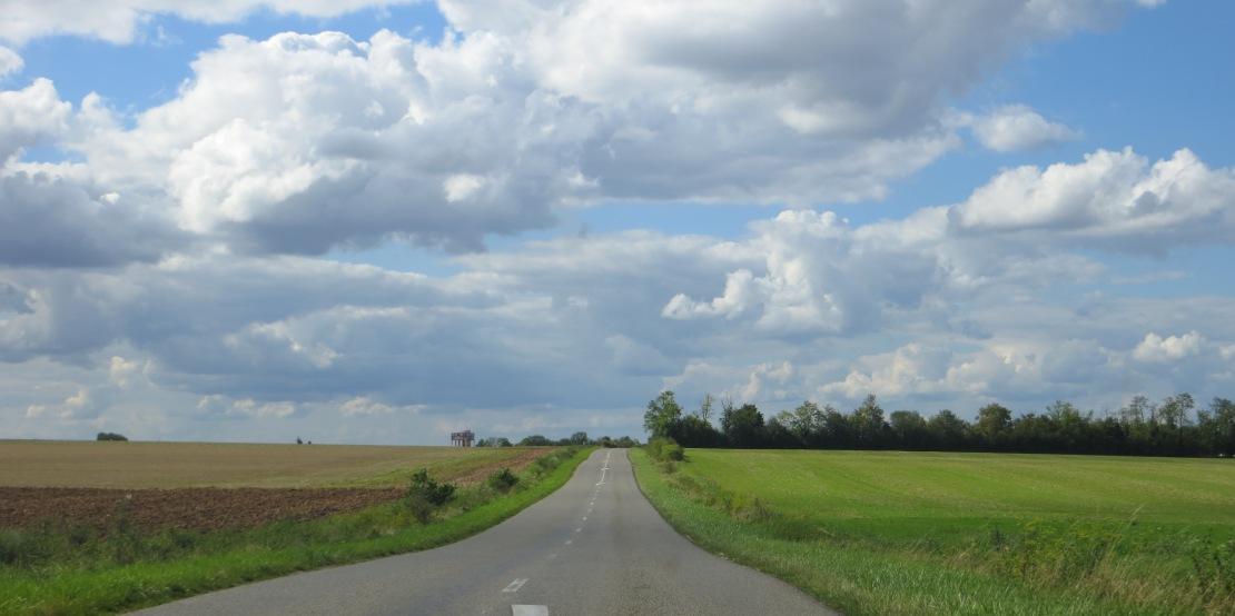 The plains around Issoudun
